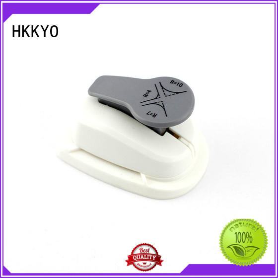 HKKYO corner corner punch creative for gift wrapping