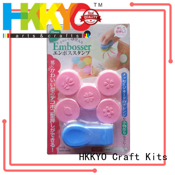 HKKYO interchangeable paper craft tools manufacturer for cards