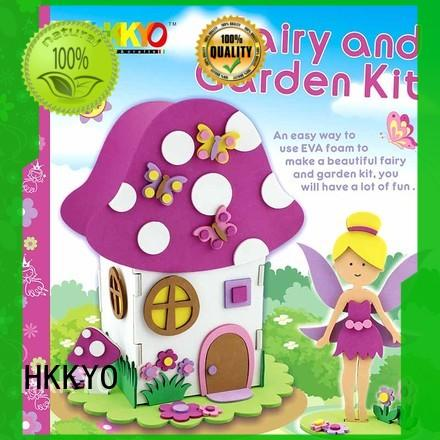HKKYO Top craft kits for kids Suppliers for art