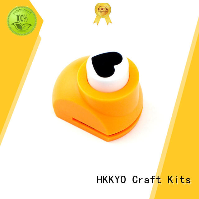 easy-to-do paper punch craft tools supplier for kids DIY artwork