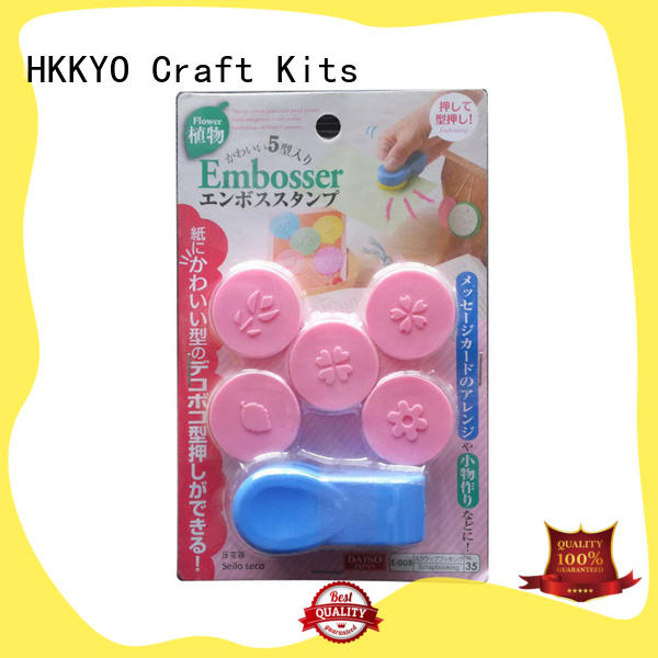 multi-patterns crafts tools scrapbooking supplier for kids craft