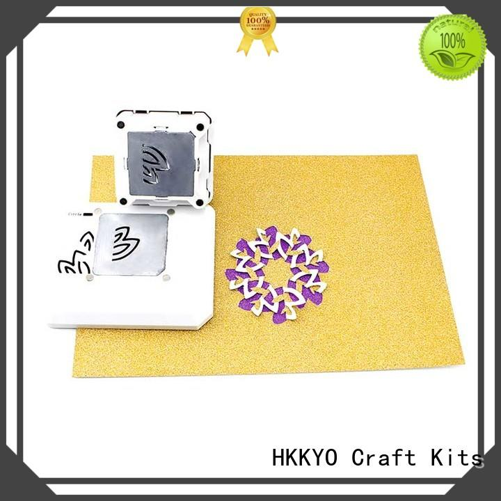 HKKYO magnets everywhere punch supplier for birthday cards
