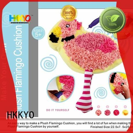 HKKYO unicorn scrapbook page kits educational for kids