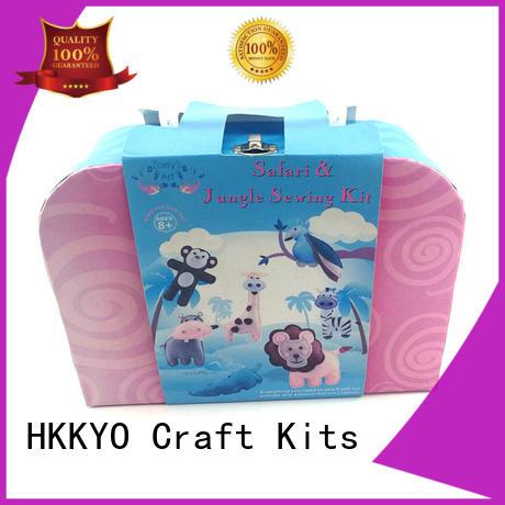 HKKYO fleece scrapbooking set Suppliers for holiday presents