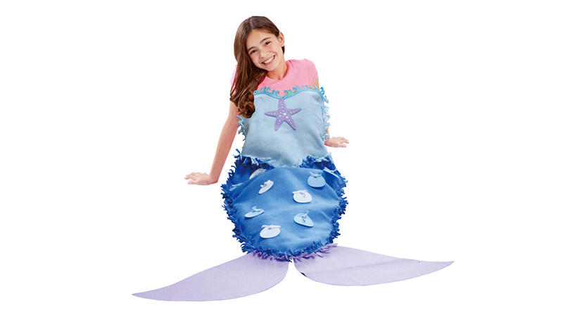 Wholesale craft sets for adults mermaid tail company for girls-1