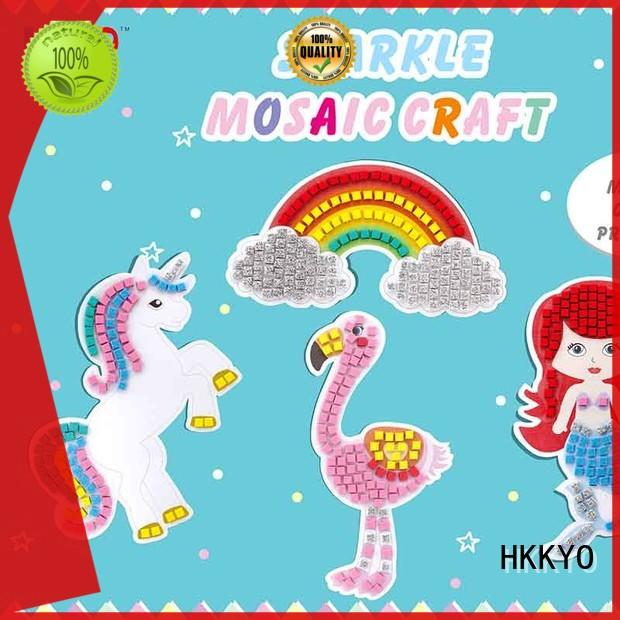HKKYO paper template kit craft Suppliers for gifts