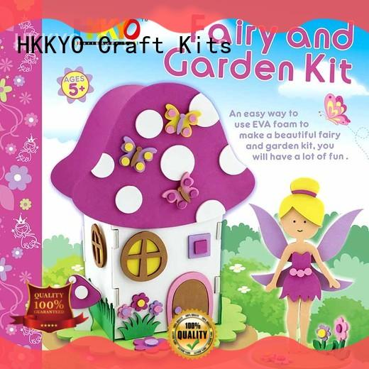 HKKYO garden craft kits for kids for business for holidays