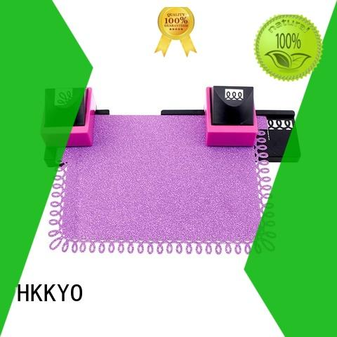 shape hole punch set scrapbook for holiday gifts HKKYO