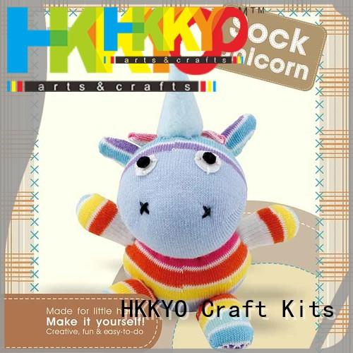 HKKYO educational craft sets for boys wholesale for kids