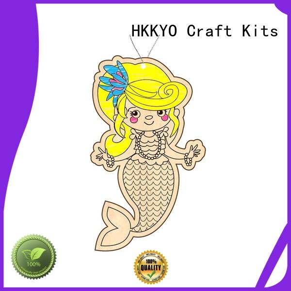 creative craft kits for girls narwhal DIY for birthday gifts