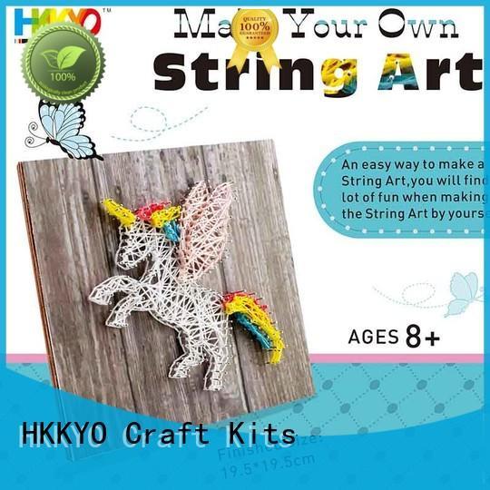 HKKYO easy-to-do scrapbook set fun new patterns for DIY craft