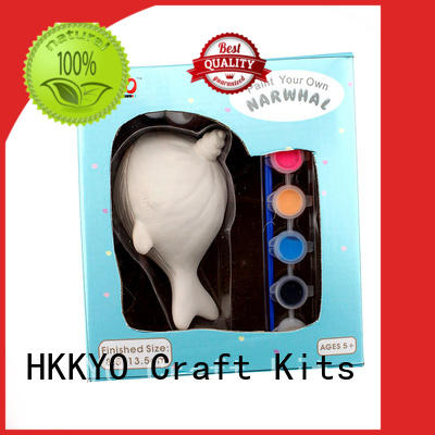 HKKYO creative craft kits for girls do-it-yourself for decoration