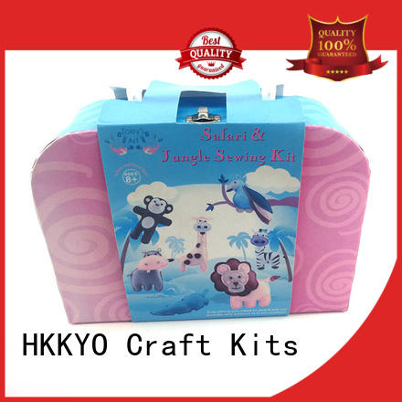 HKKYO DIY scrapbooking set easy-to-do for holiday presents