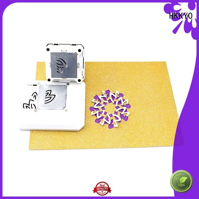 HKKYO Wholesale shape punches craft for business for birthday cards