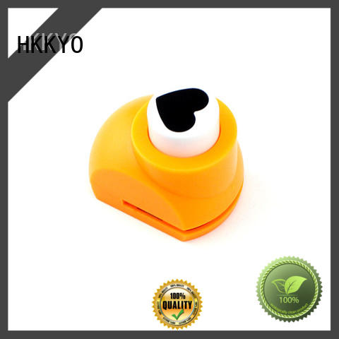 HKKYO easy-to-do paper punches for scrapbooking multi patterns for cardboard