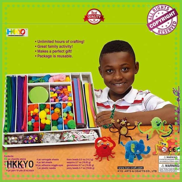HKKYO giant scrapbooking set supplier for family activity