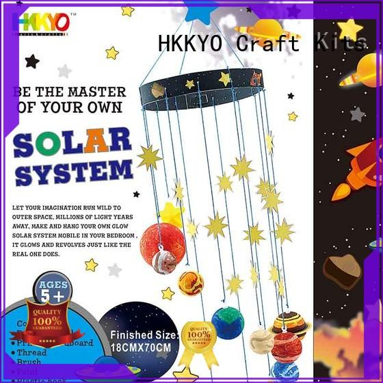 HKKYO creative craft making kits science supplier