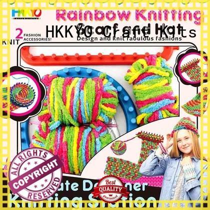 HKKYO hat diy craft kits Suppliers