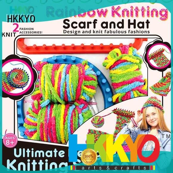 HKKYO wearable kids scrapbook kit fun for gifts