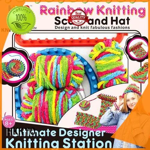 HKKYO hat diy craft kits factory for knit craft
