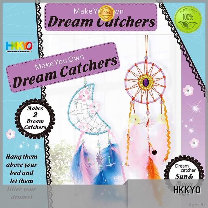 HKKYO dream catcher scrapbook page kits company for decoration