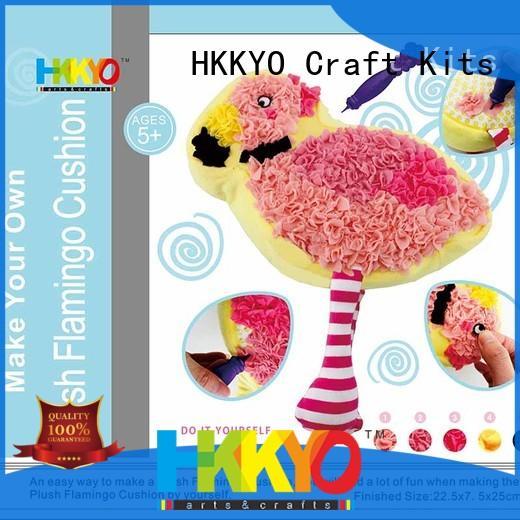 HKKYO colorful scrapbook set DIY for teenager
