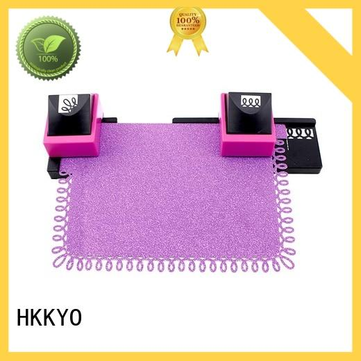 HKKYO High-quality paper punch set manufacturers for greeting card
