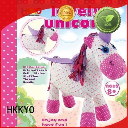 HKKYO kit arts and crafts kits educational for kids