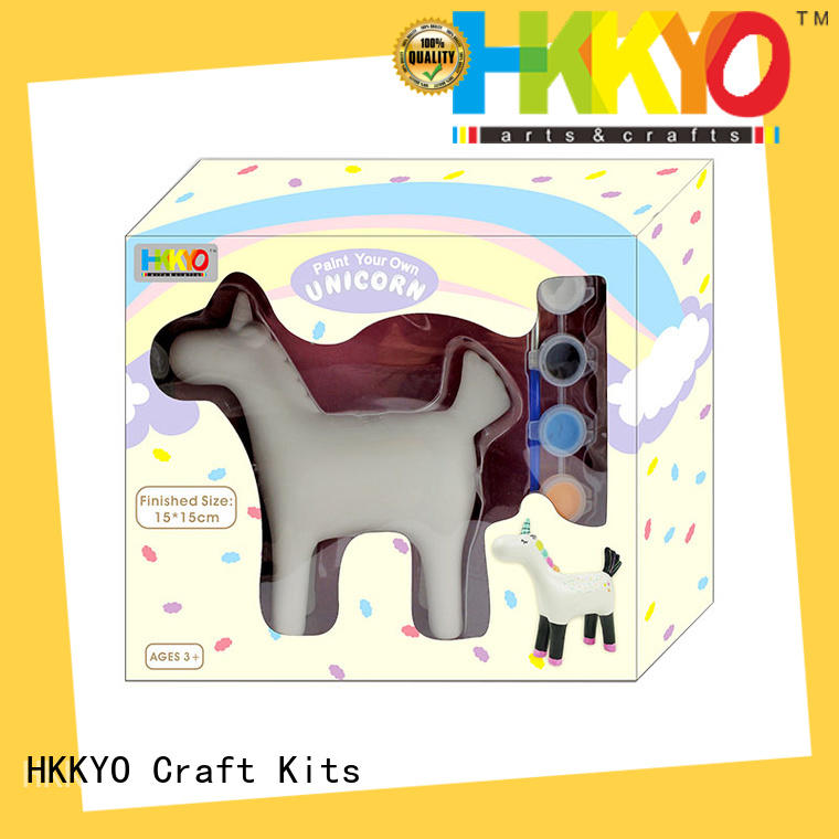 HKKYO waterproof craft kits for adults DIY for decoration