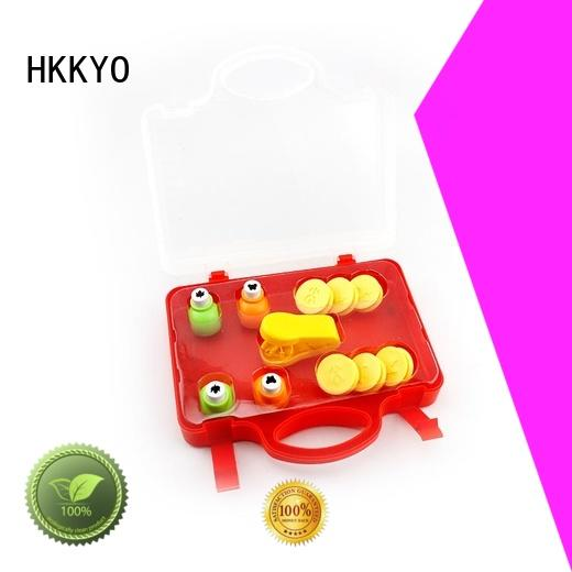 HKKYO creative paper punch set scrapbook for holiday gifts
