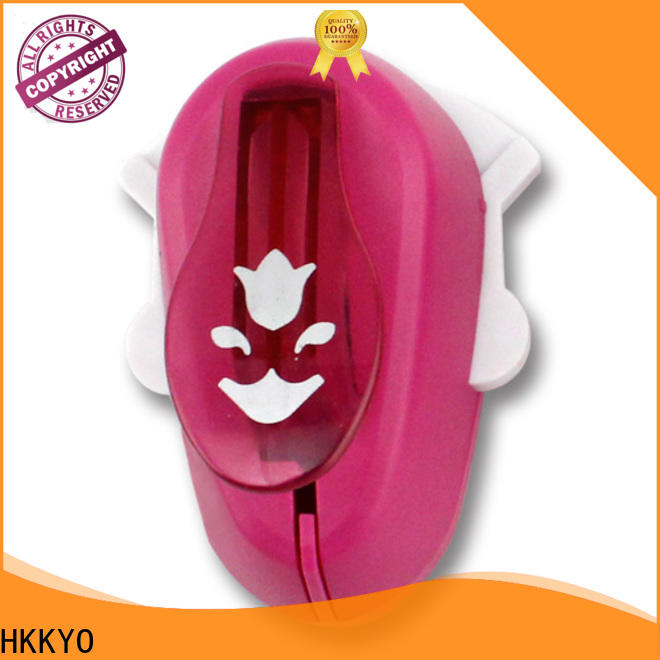 HKKYO rounder craft hole punch Supply for cards
