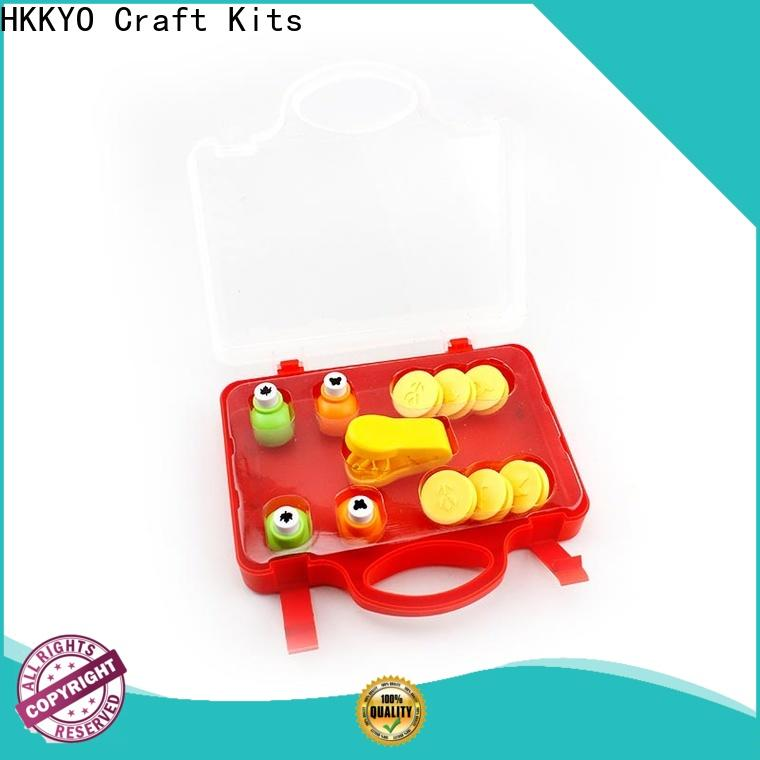 HKKYO Top craft punch set Supply for holiday gifts