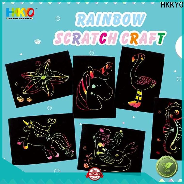 HKKYO Wholesale craft kits for kids manufacturers for birthday cards