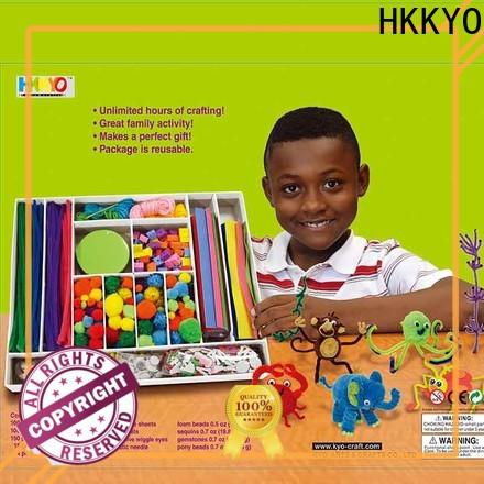 HKKYO Best kit scrapbooking Supply for family activity