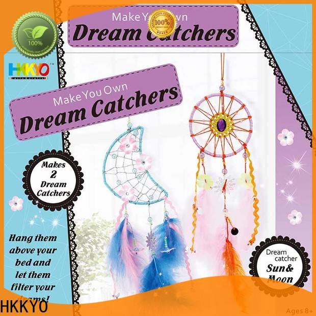 Best arts and crafts kits dream catcher Suppliers for gifts