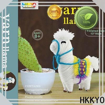 HKKYO Top craft sets for girls factory for decor