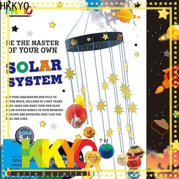 Latest craft kits for girls planets manufacturers supplier