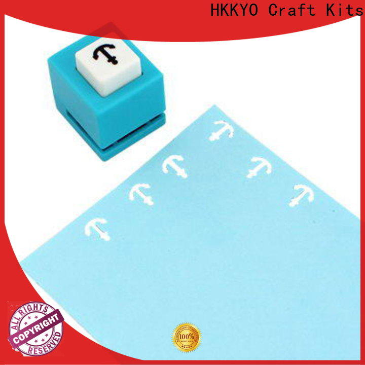 HKKYO Latest paper punch shapes Suppliers for cardboard