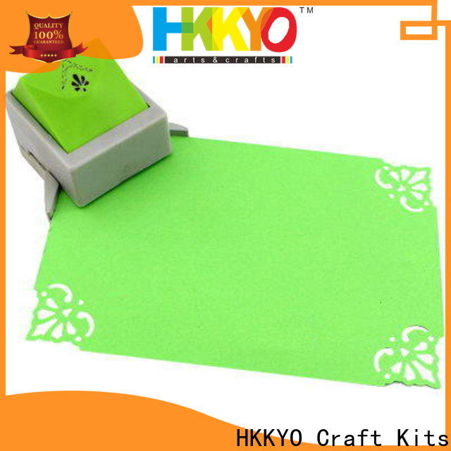 HKKYO rounder corner punch factory for cards