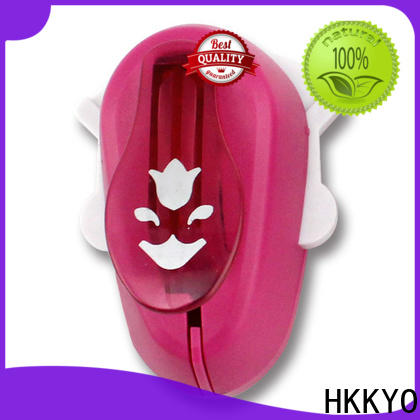 HKKYO High-quality corner paper punch factory for gift wrapping