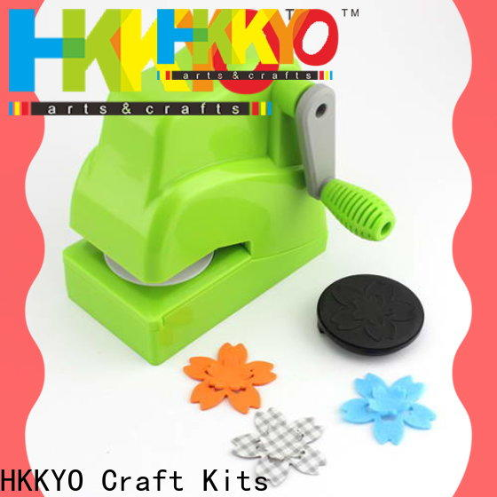 HKKYO Wholesale crafts tools for business for kids craft