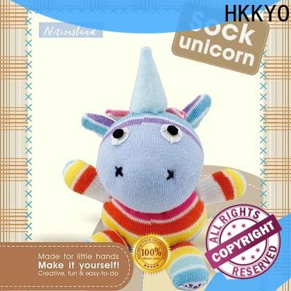 HKKYO sewing childrens craft sets manufacturers for DIY craft