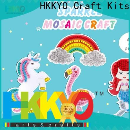 High-quality craft kits for kids mermaid factory for gifts