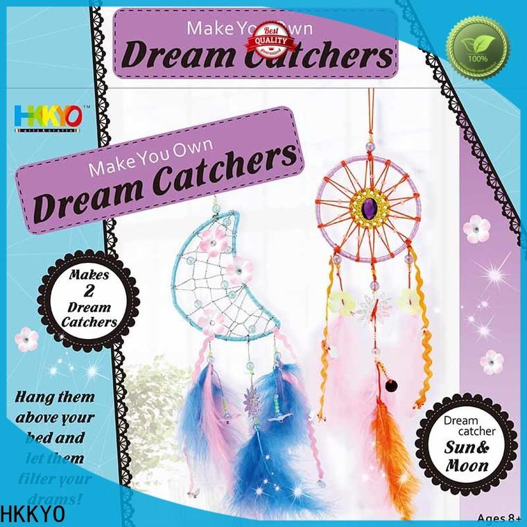 HKKYO ribbons arts and crafts kits for business for kids