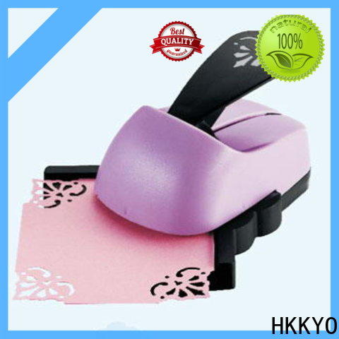 HKKYO Best corner paper punch factory for gift wrapping