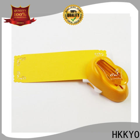 HKKYO corner corner paper punch company for gift wrapping