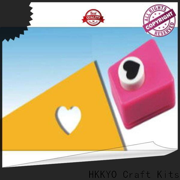 HKKYO puncher scrapbook punches Supply for kids DIY artwork