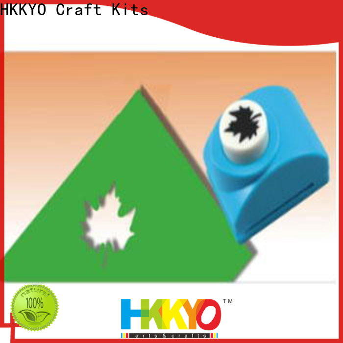 HKKYO card paper punch shapes Supply for paper