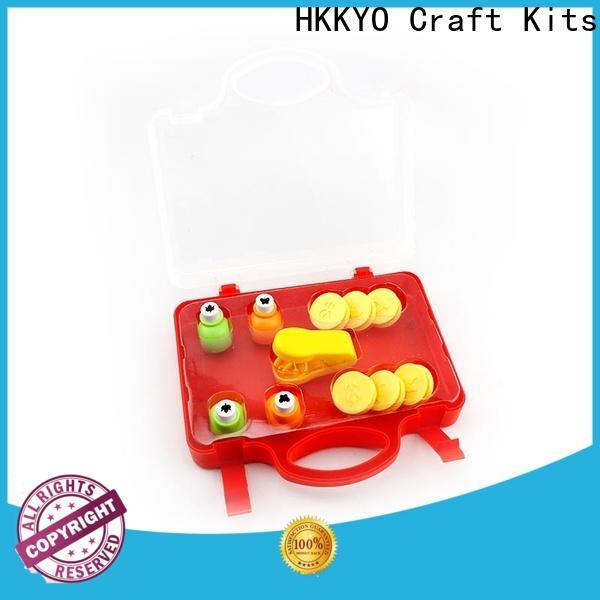 HKKYO border craft punch set Supply for greeting card