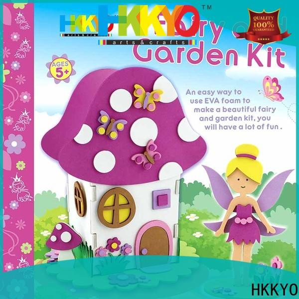 HKKYO New craft kits for kids for business for holidays